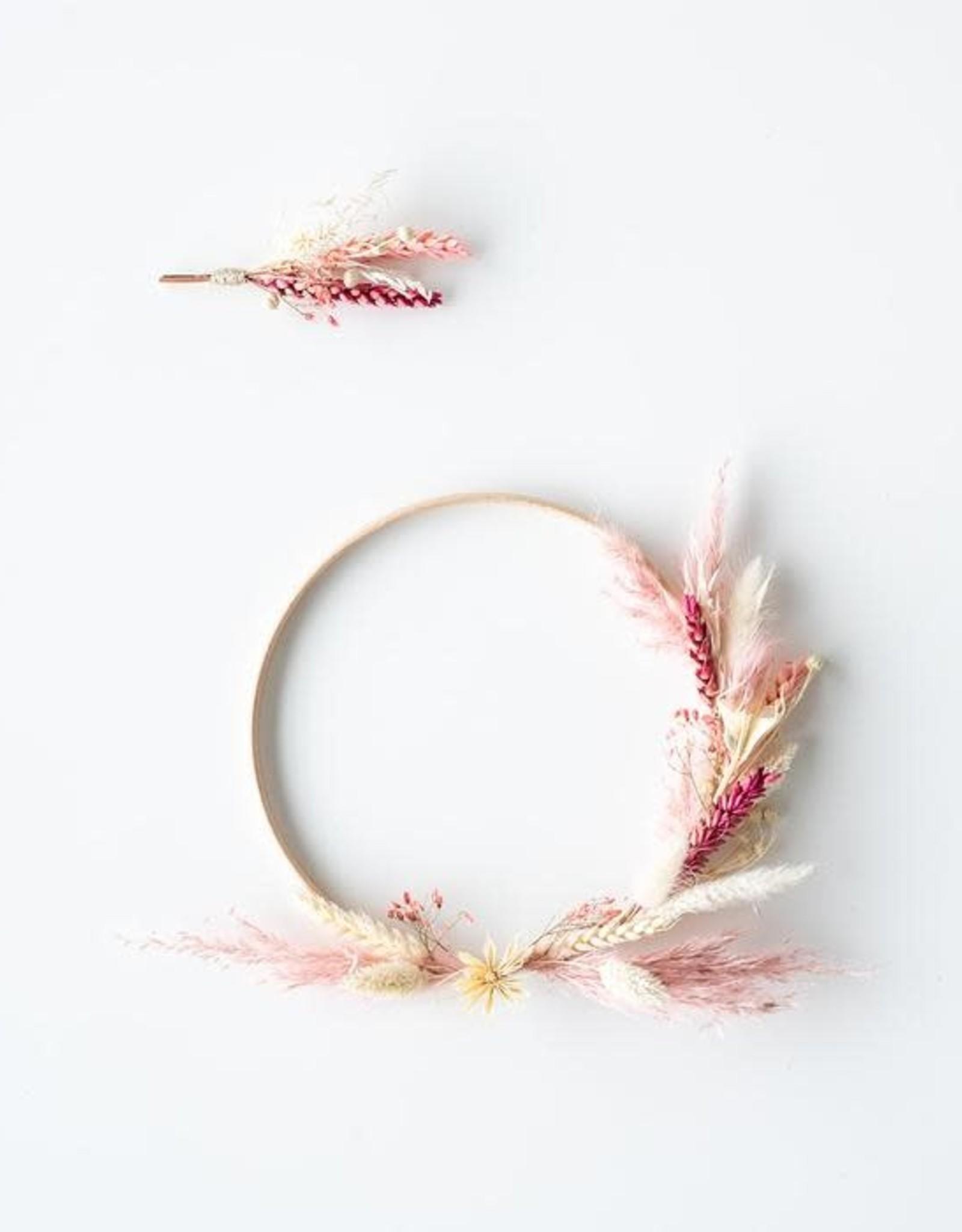 Cocoomade Cocoomade - Flowerhoop 20 cm - Pink