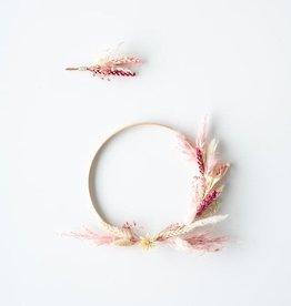 Cocoomade - Flowerhoop 20 cm - Pink