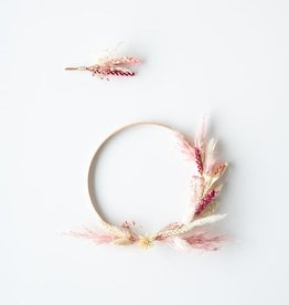 Cocoomade Cocoomade - Flowerhoop 35 cm - Pink