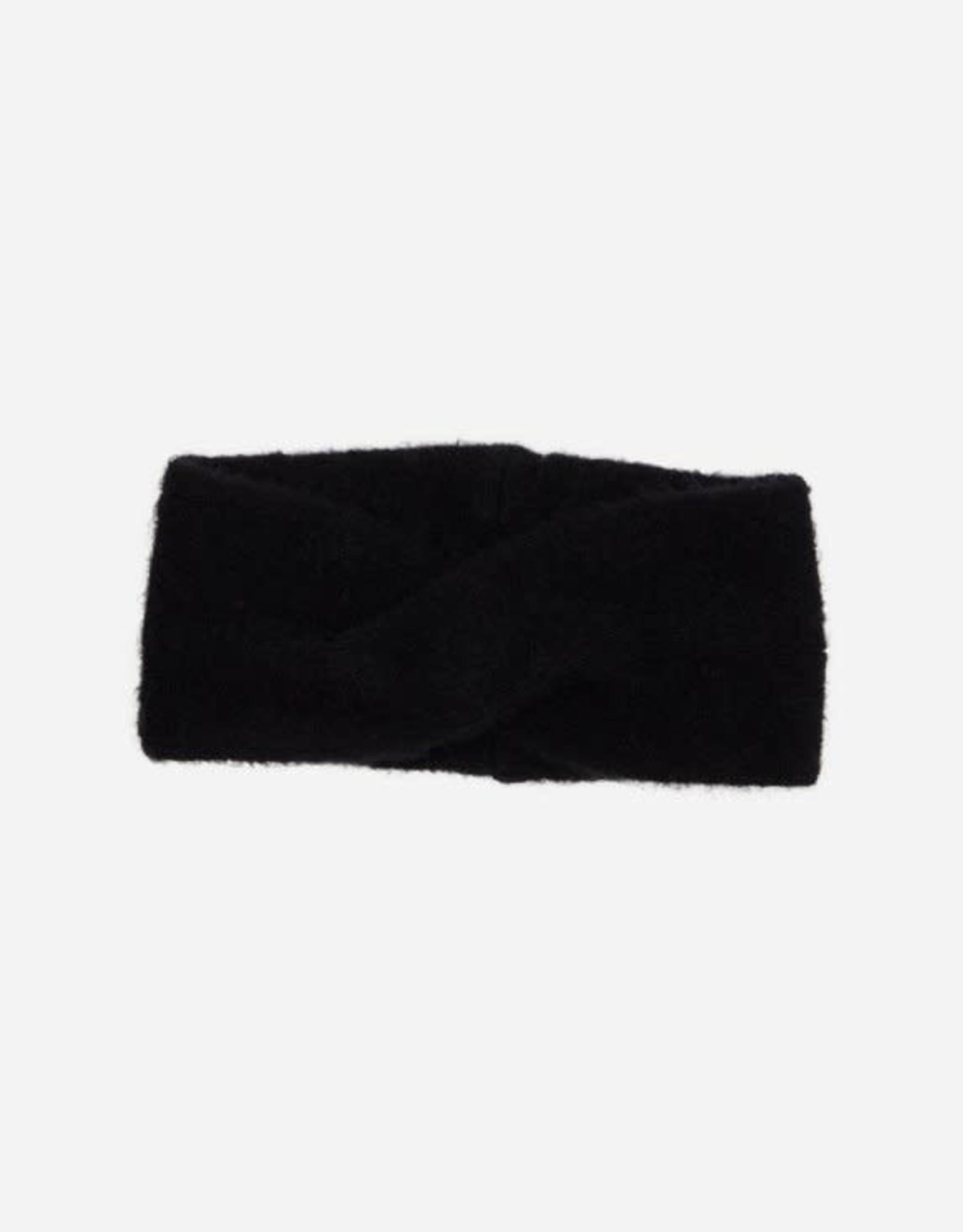Moss Copenhagen MSCH - Kikka Alpaca Headband - black