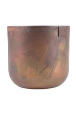 Zusss Zusss - Potje metaal koper 13cm