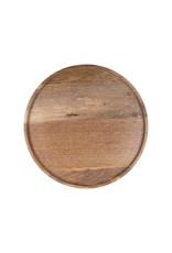 Zusss Zusss - Houten bord 30 cm mangohout