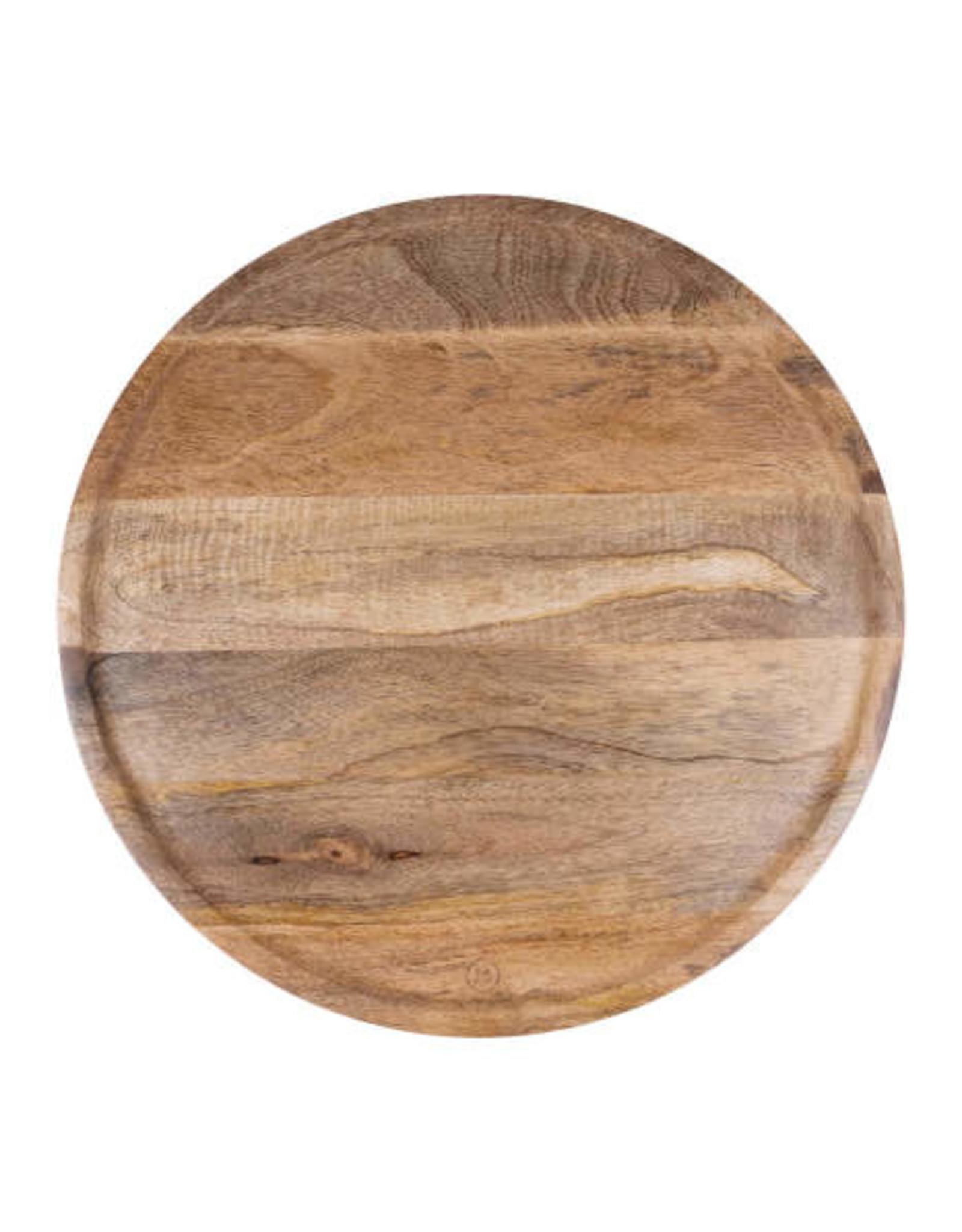 Zusss Zusss - Houten bord 50cm mangohout