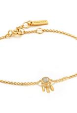 Ania Haie Ania Haie - midnight fringe bracelet