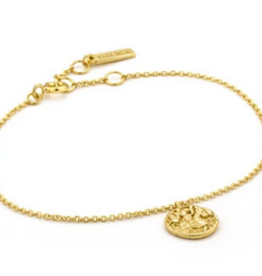 Ania Haie Ania Haie -  greek warrior bracelet gold