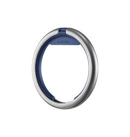 Orbitkey Orbitkey - Ring Silver- Navy