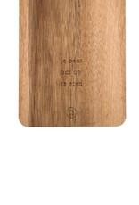 Zusss Zusss - Houten serveerplank 30x14 cm