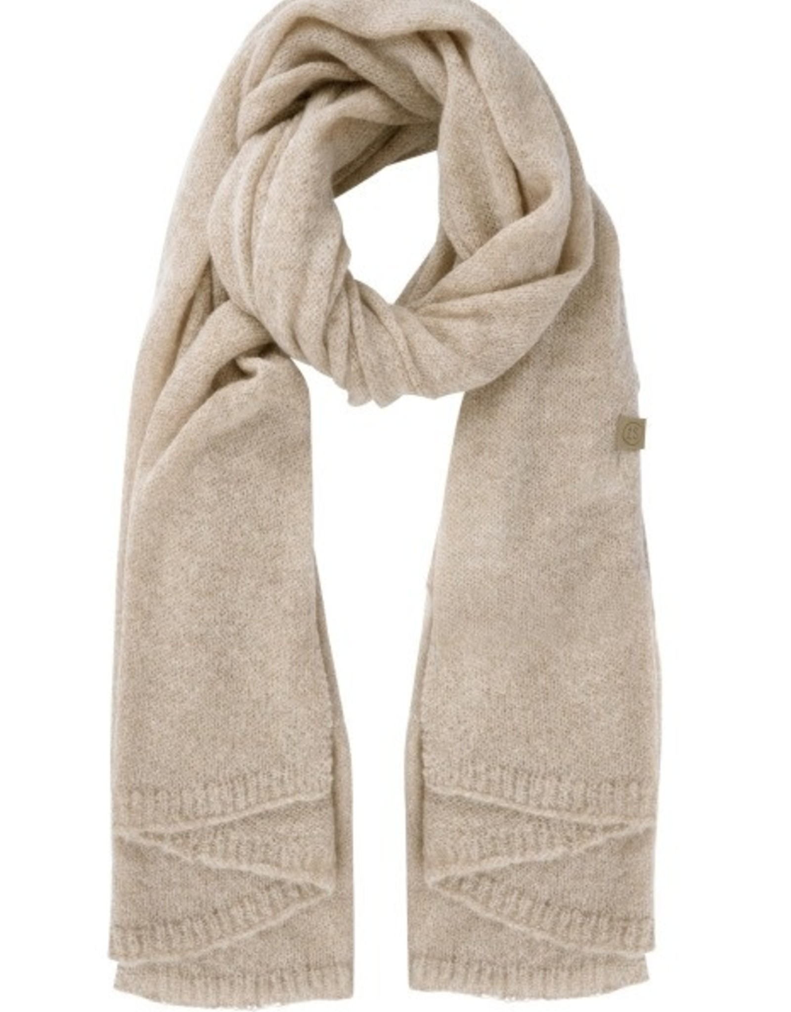 Zusss Zusss - Warme brei sjaal - Zand