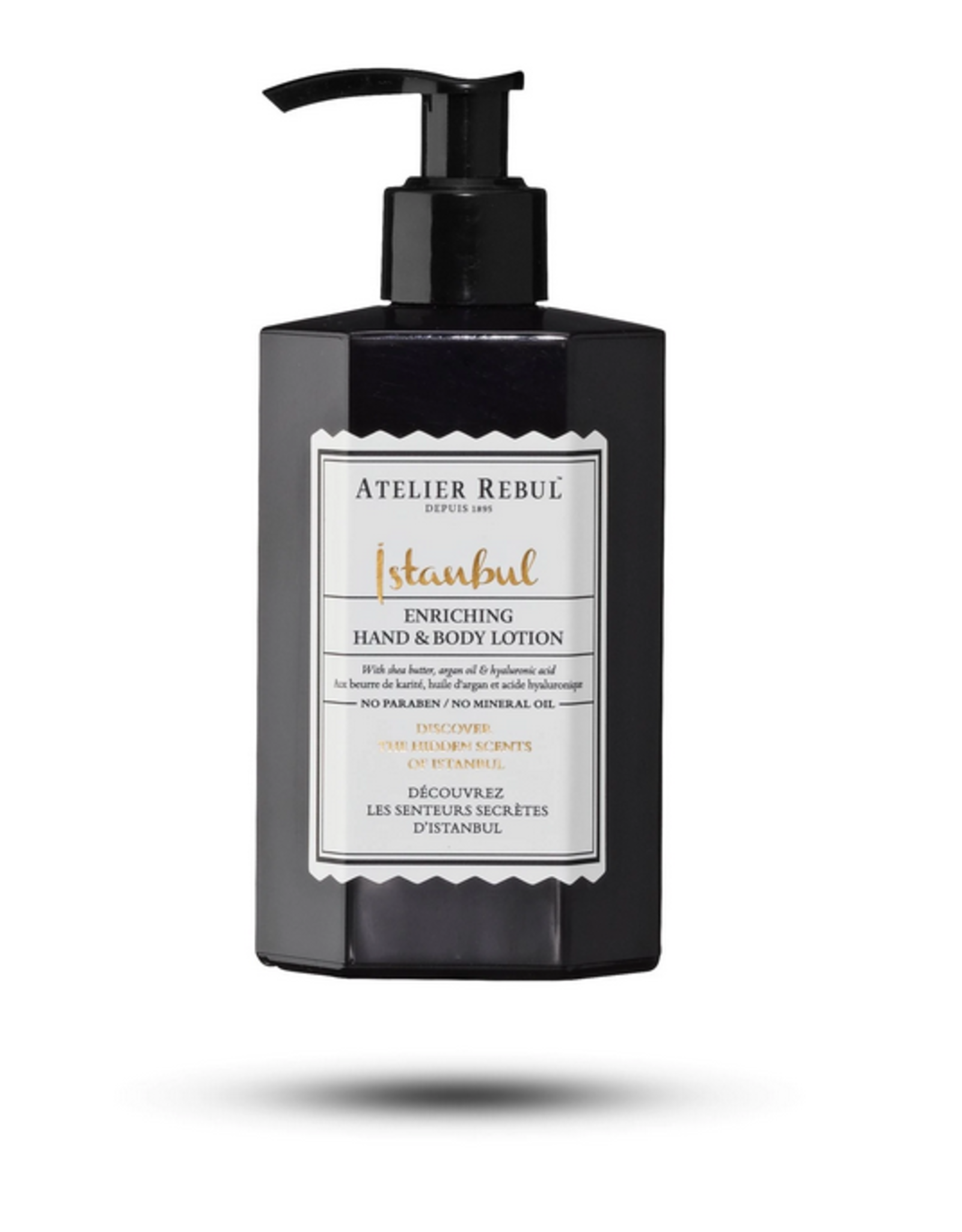 Atelier Rebul Atelier Rebul - Istanbul enriching hand & body lotion - 430ml