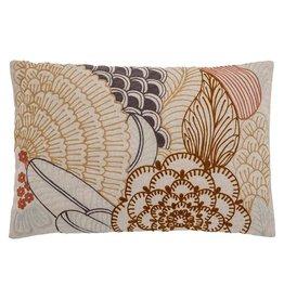 Bloomingville Bloomingville - Cushion, Nature, Cotton 60x40cm
