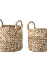 Bloomingville Bloomingville - Basket Nature water hyacinth model 2 M