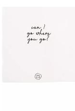 Zusss Zusss - Teksttegeltje - Can I go where you go?