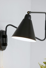 House Doctor House Doctor - Wall lamp, Game, black