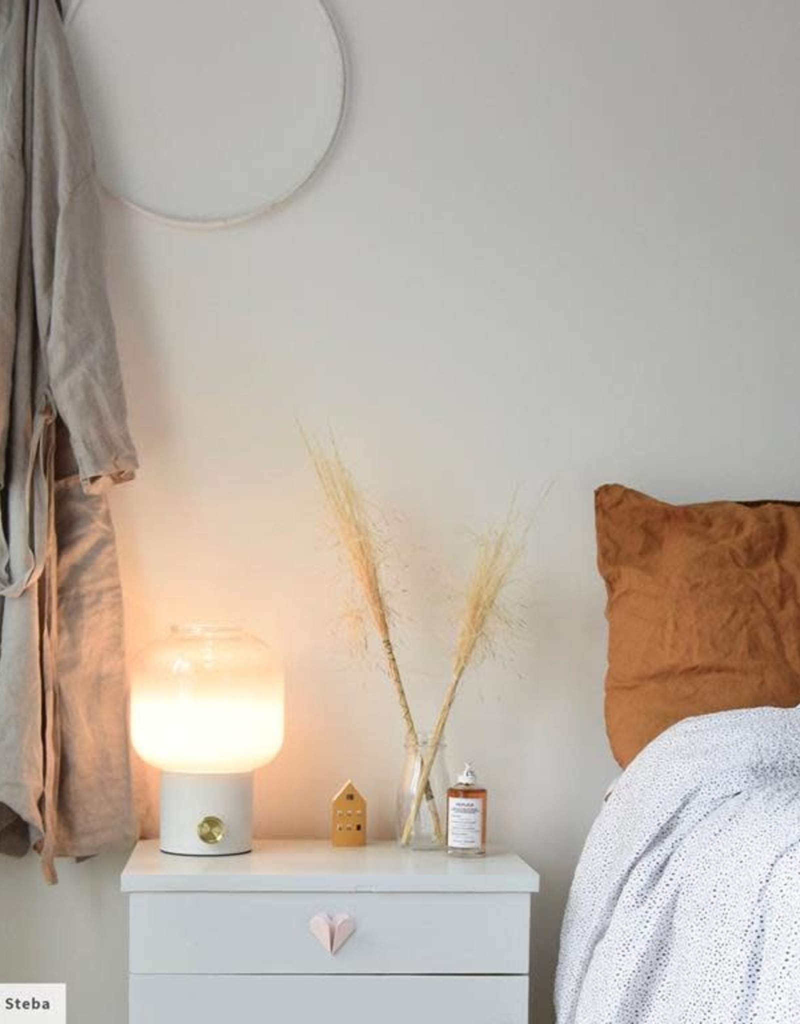 Zuiver Zuiver - Table lamp - Moody - White