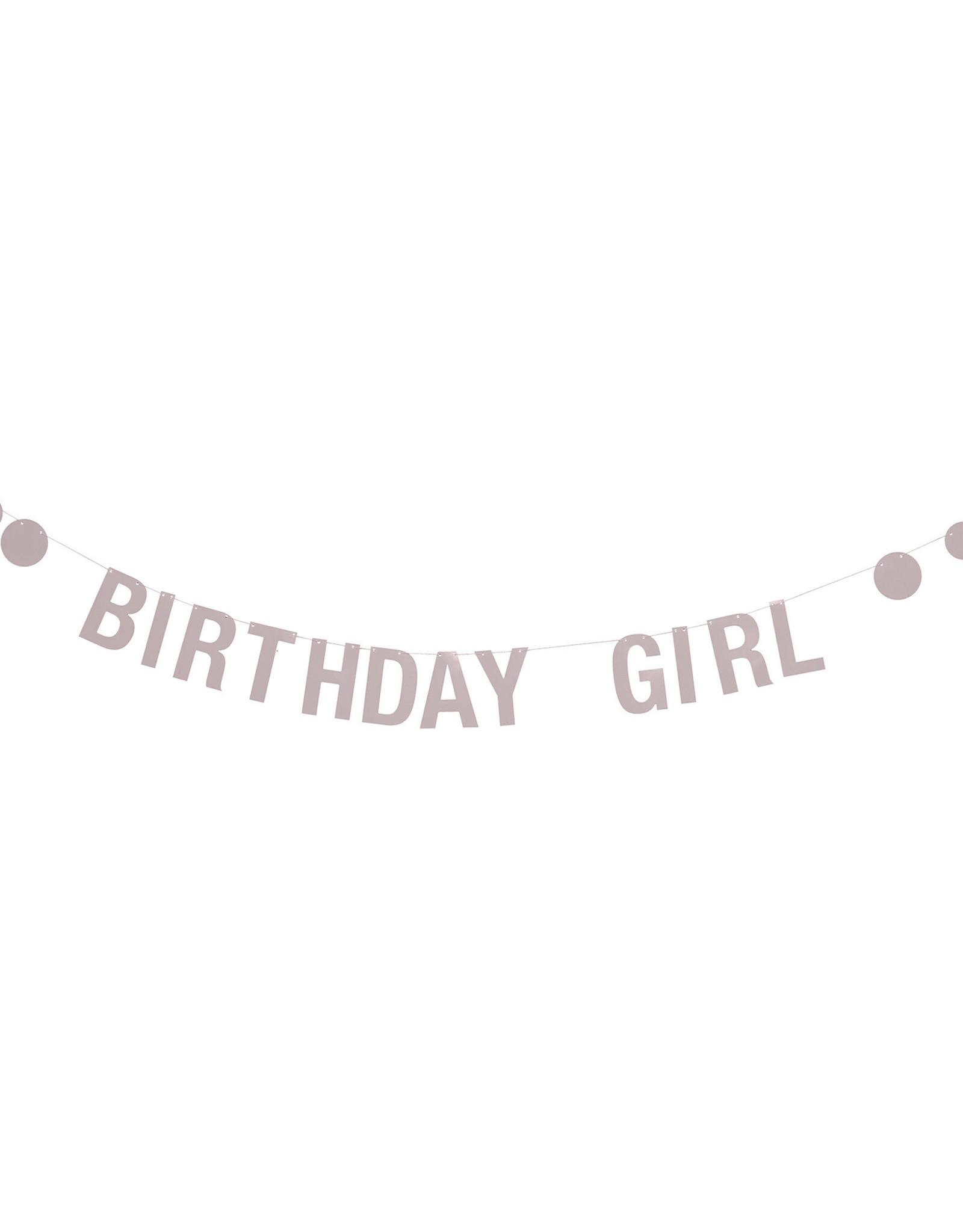 Bloomingville Bloomingville - guirlande birthday girl
