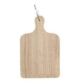Bloomingville Bloomingville - Cutting board, nature 31x20