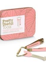 Gentlemen's hardware Gentlemen's hardware - Travel manicure kit - sunset pink