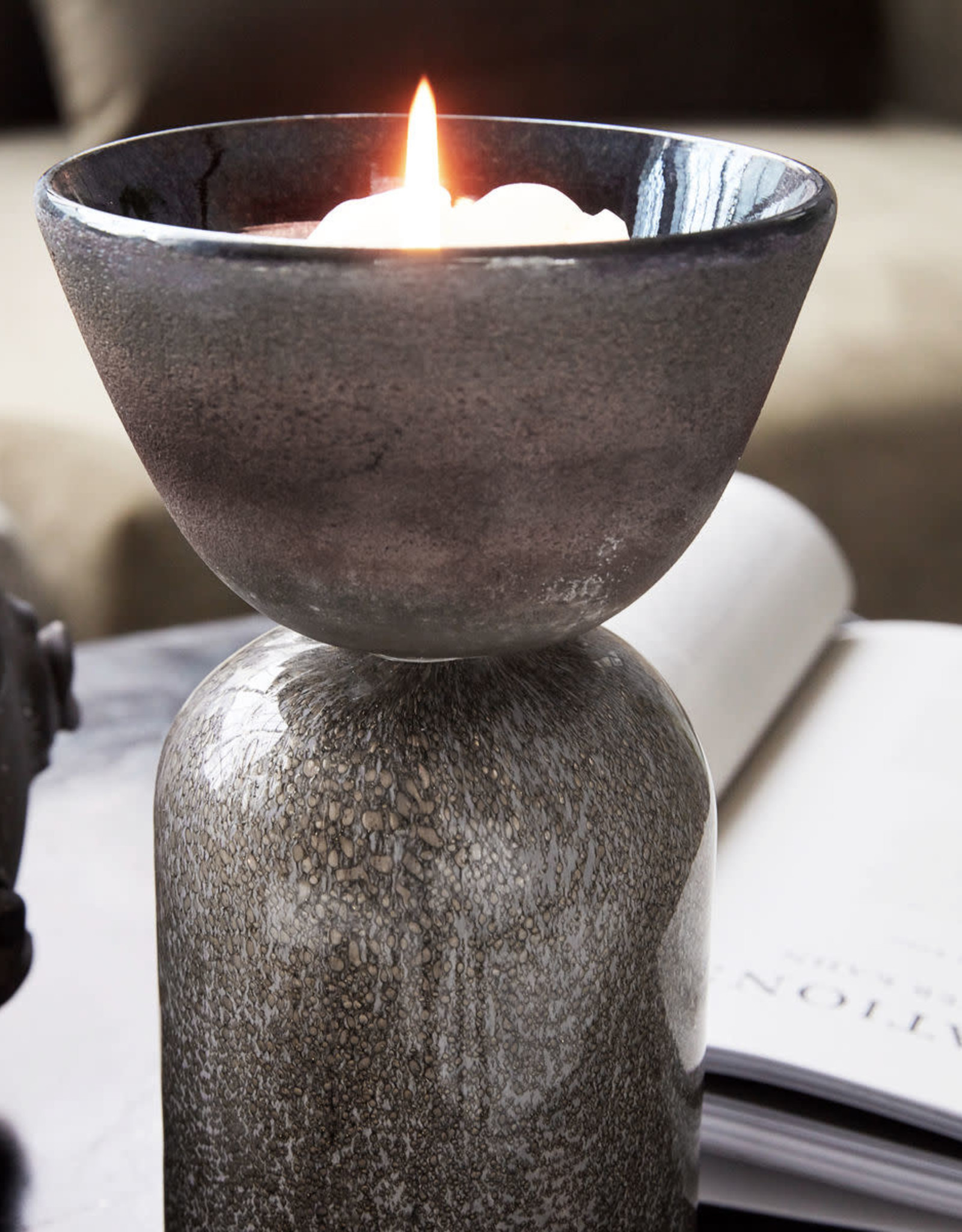 House Doctor House Doctor - Tealight candle stand - funnel