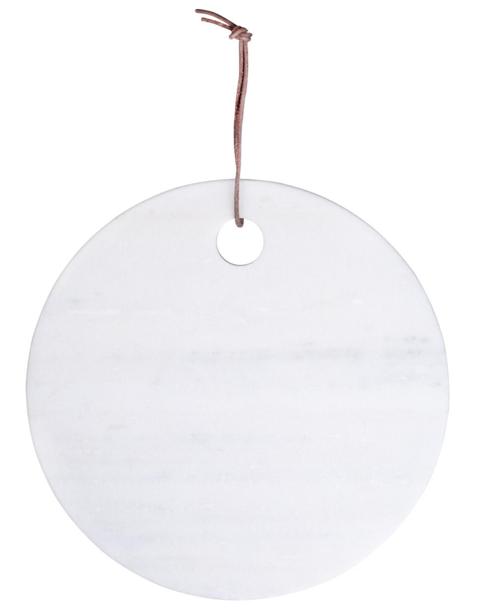 Räder Rader - Marble cutting board dia 27cm