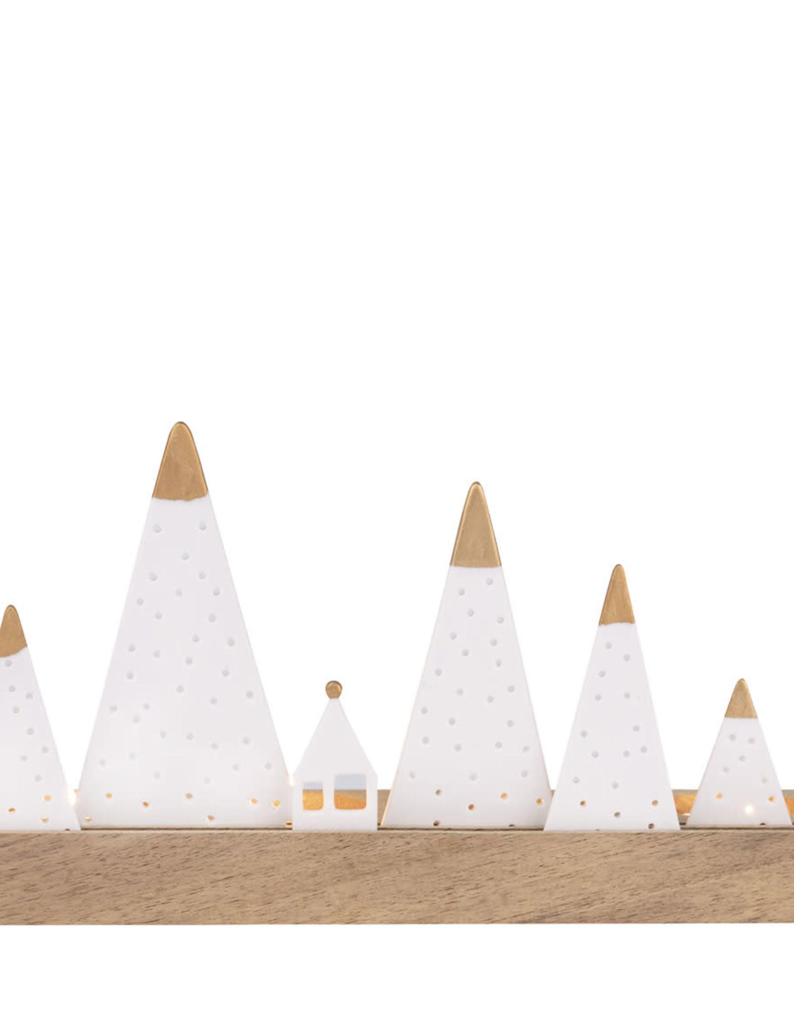 Räder Rader - Light object hills