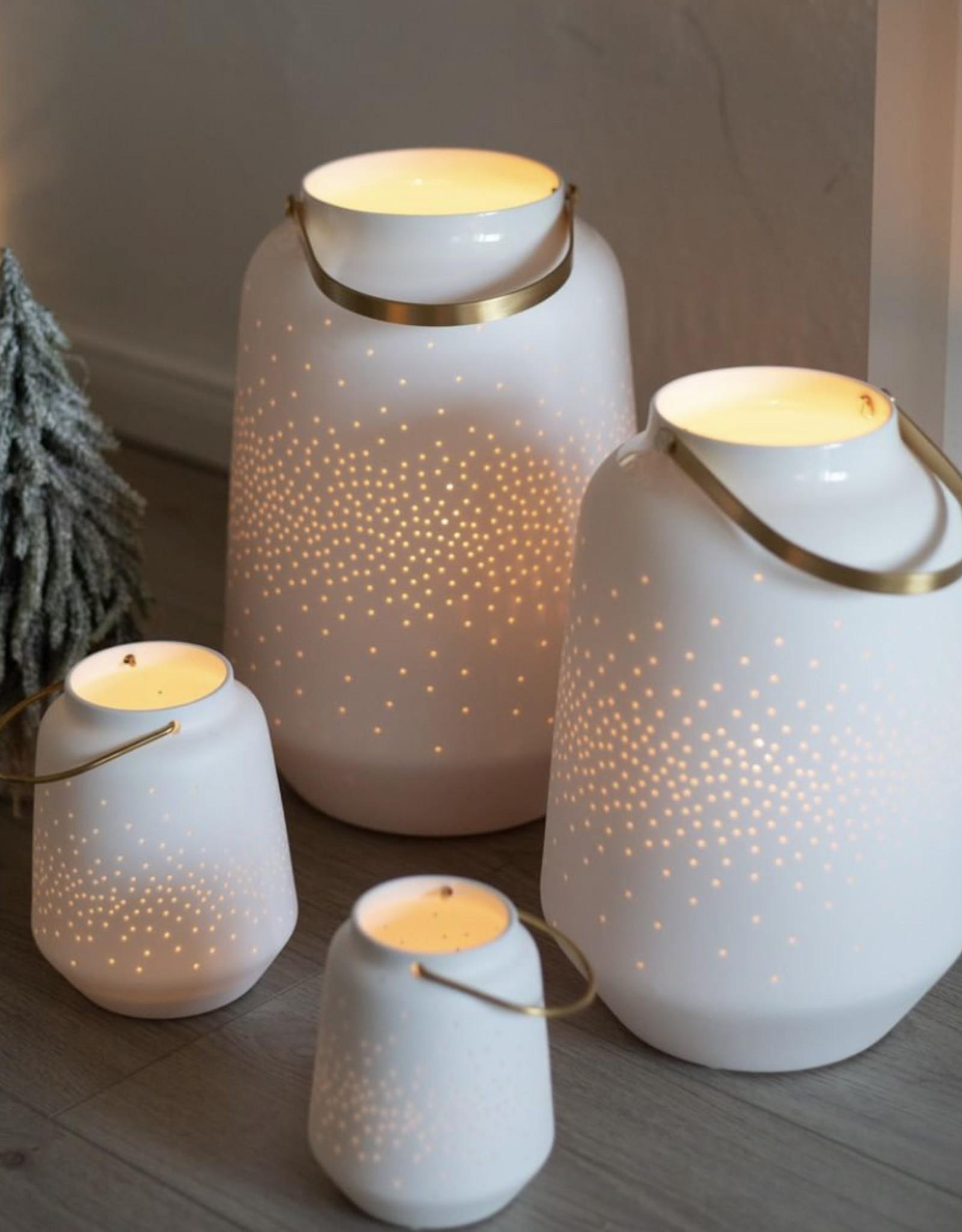 Räder Rader - Porcelain lantern S
