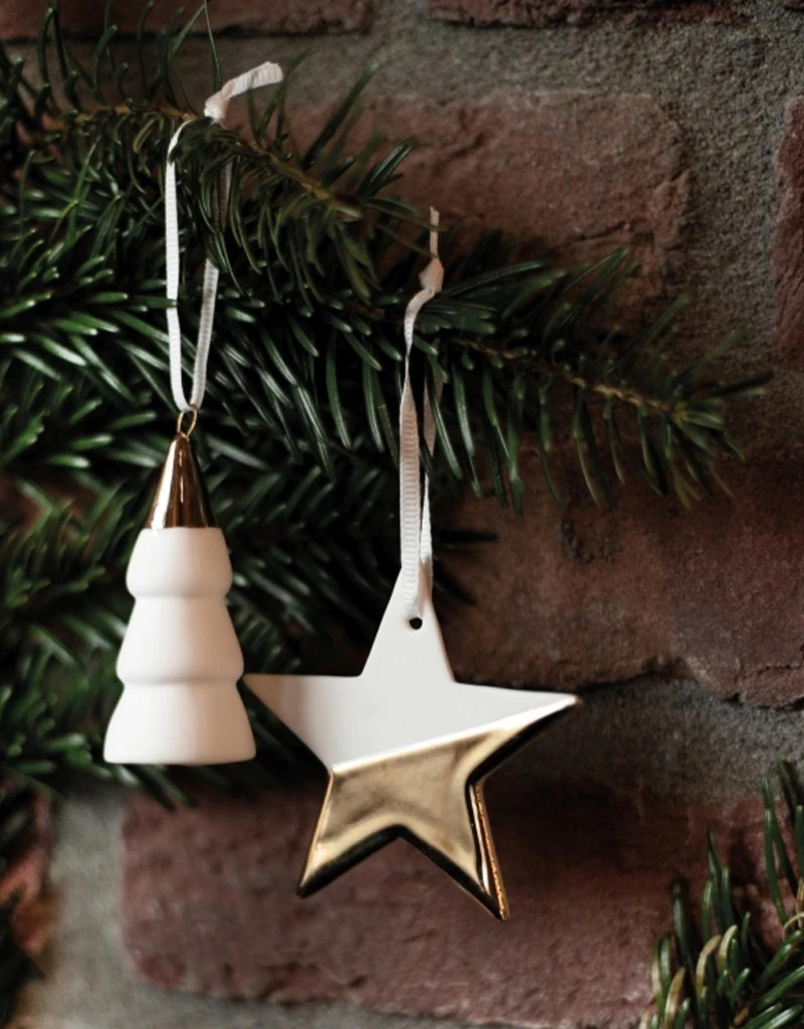 Räder Rader - Porcelain hanger star