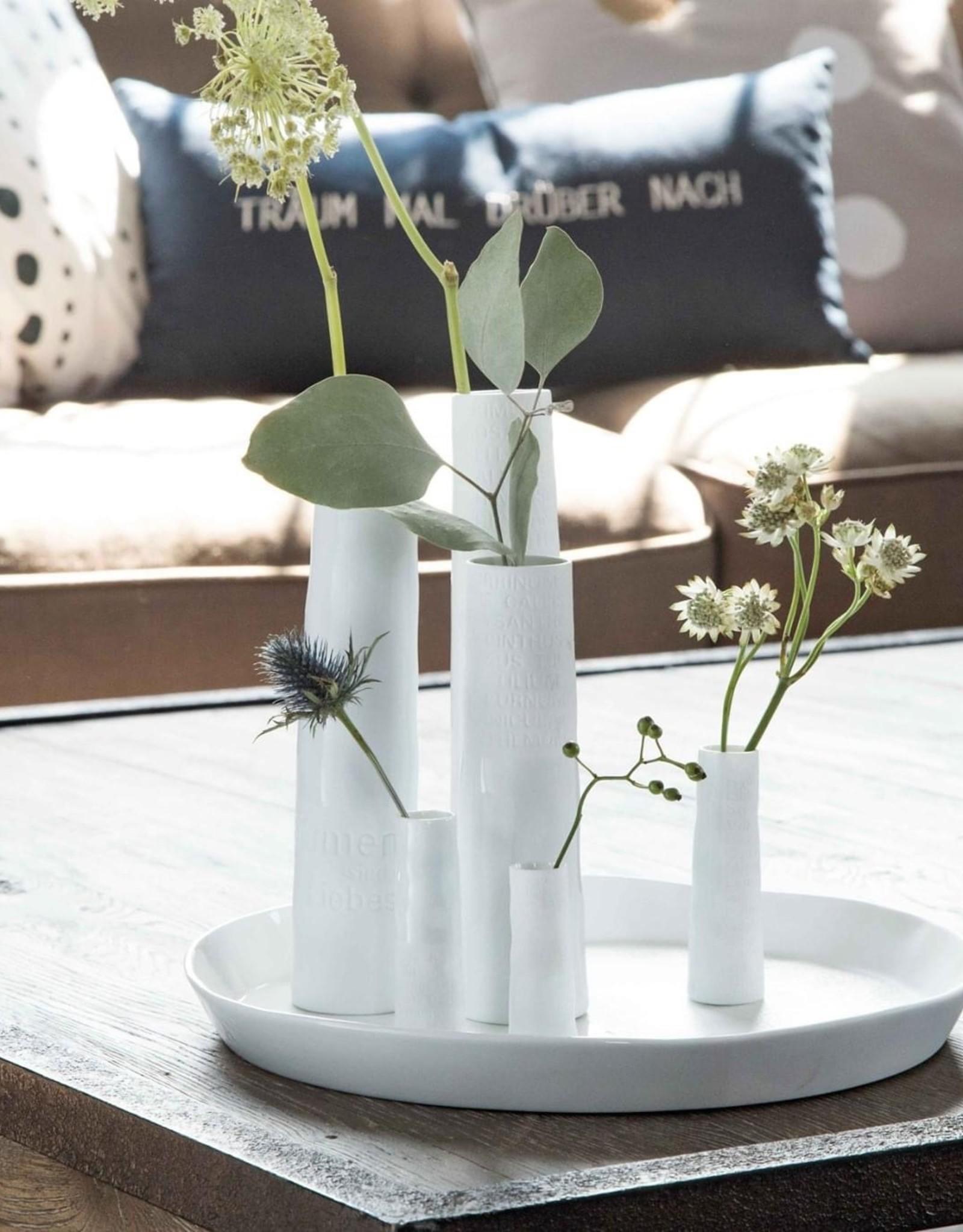 Räder Rader - Room poetry, Vase Small