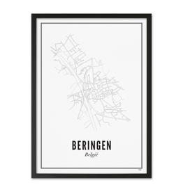 Wijck Wijck - prints - 40x50 - Beringen