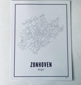 Wijck Wijck - prints - 50x70 - Zonhoven