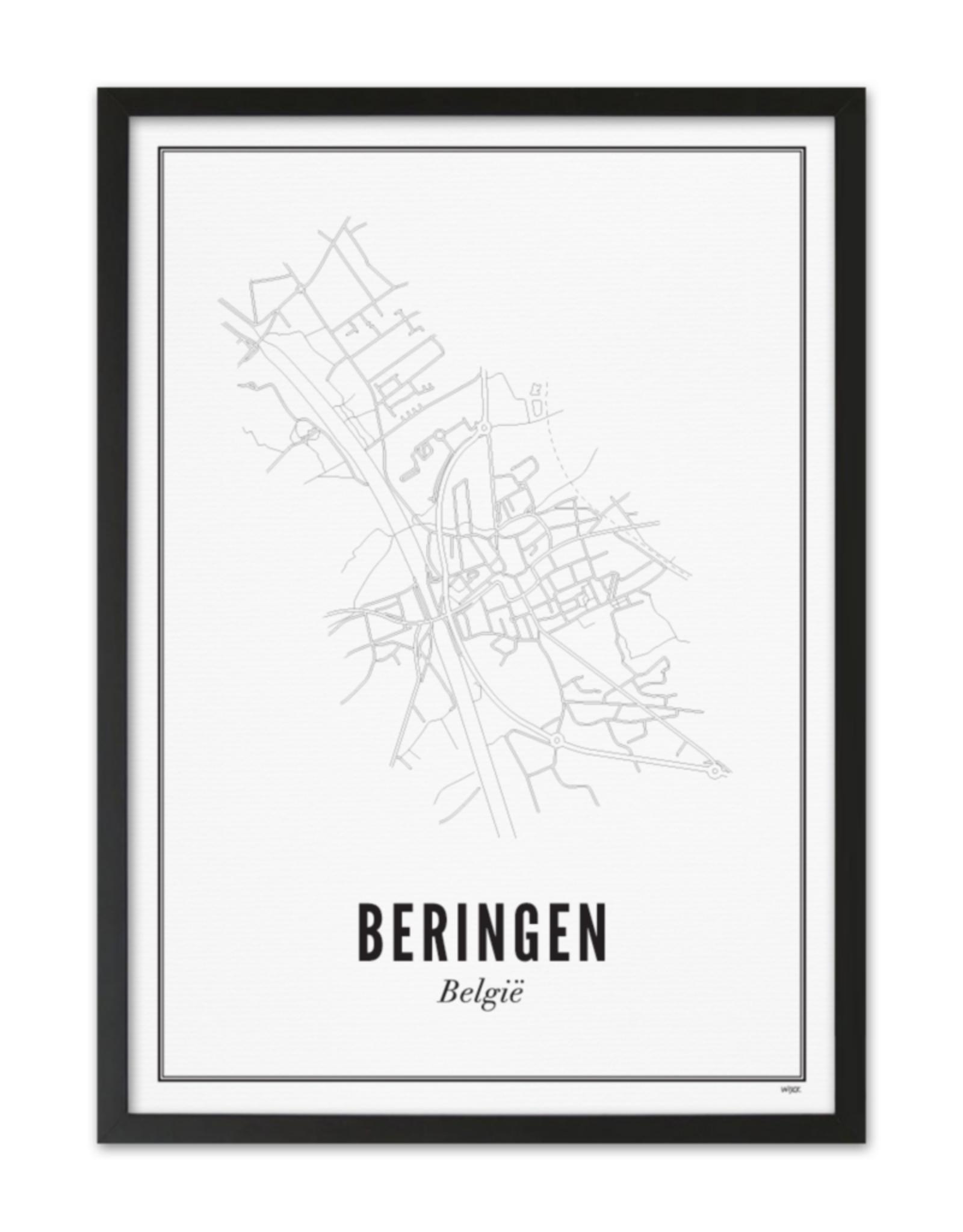 Wijck Wijck - prints - 50x70 - Beringen