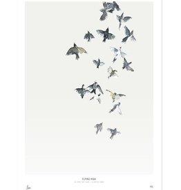 My deer art shop My deer art - Flying high  - 40x50