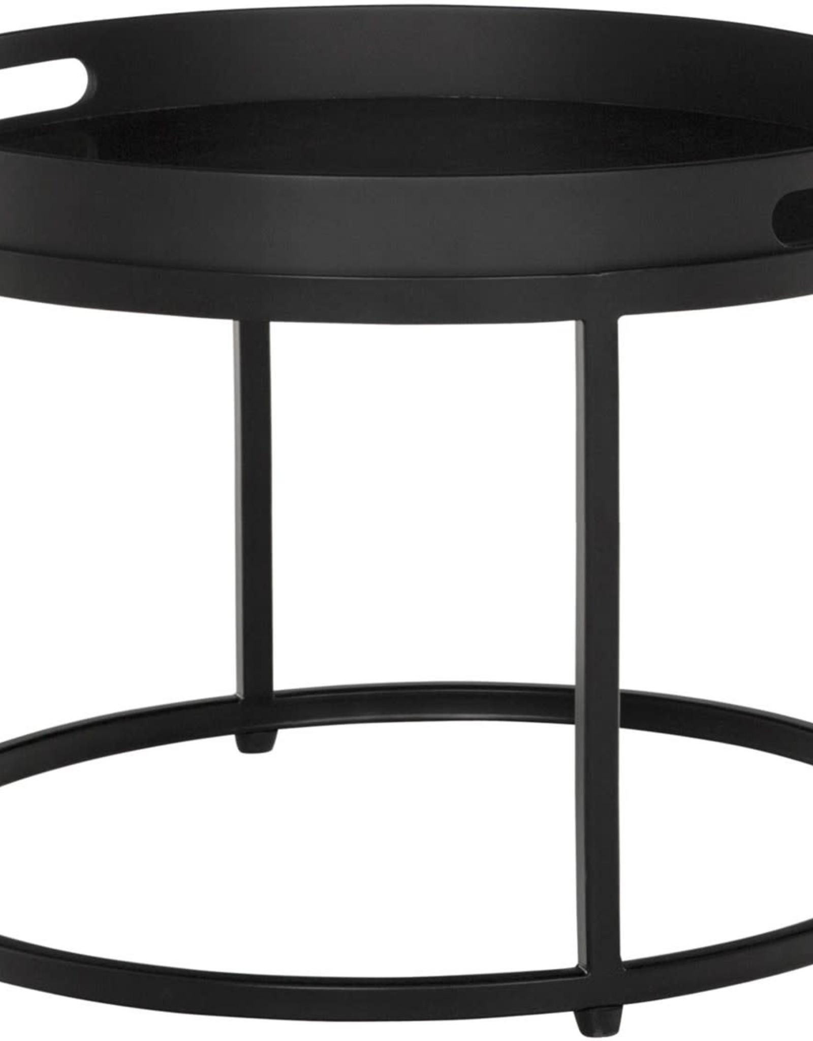 DTP - Coffe table golden fiber small