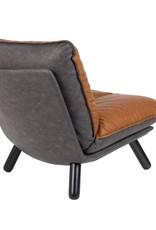 Dutchbone Dutchbone - Long chair lazy sack - brown