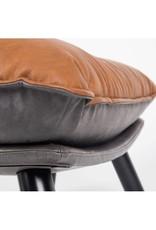 Dutchbone Dutchbone - Hocker lazy sack ll - brown