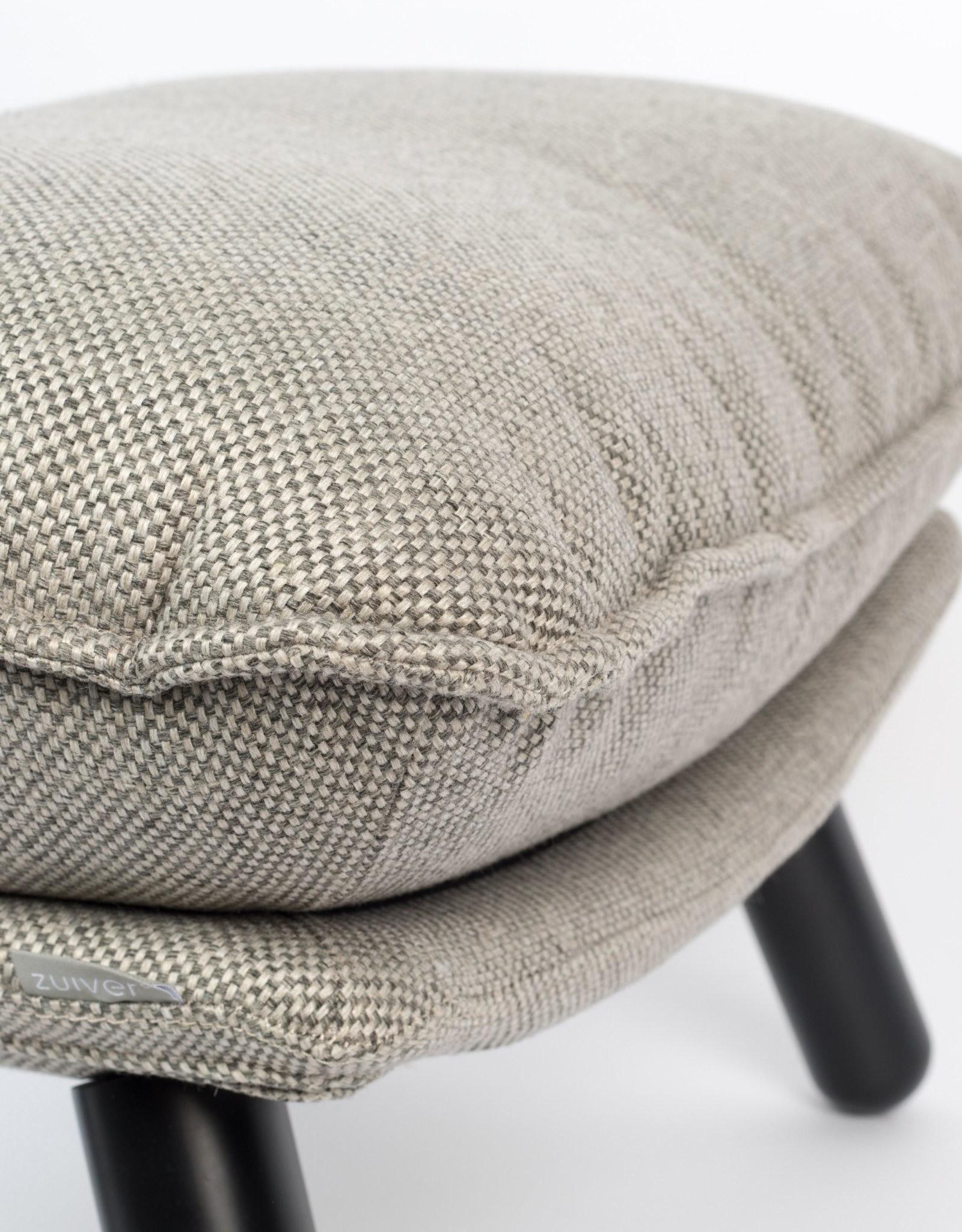 Dutchbone Dutchbone - Hocker lazy sack ll - light grey