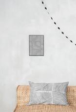 Zusss Zusss - Schilderij Grafische patroon