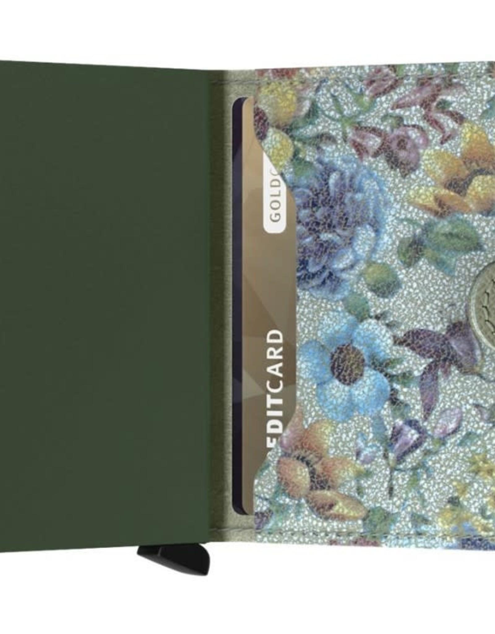 Secrid Secrid - MW - Pistachio Floral