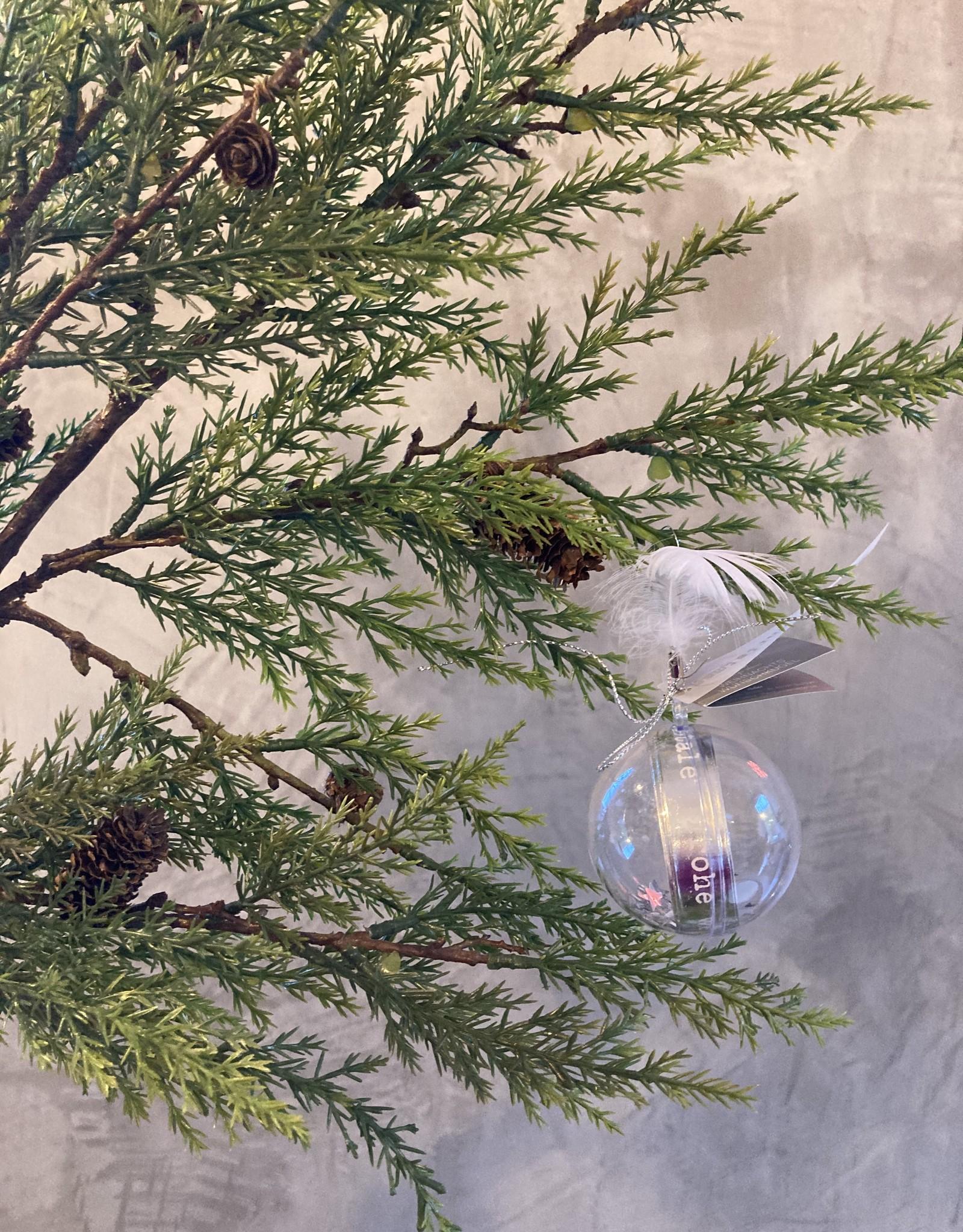 Räder Rader - Wish balls - Zilver/wit