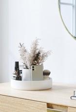 Umbra Umbra- Fountain Planter white