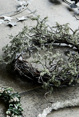 House Doctor House Doctor - Wreath Wild moss nature