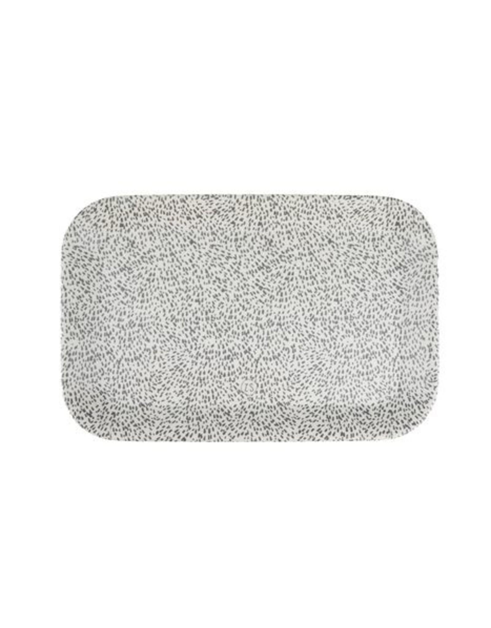 Zusss Zusss - Melamine dienblad spikkels