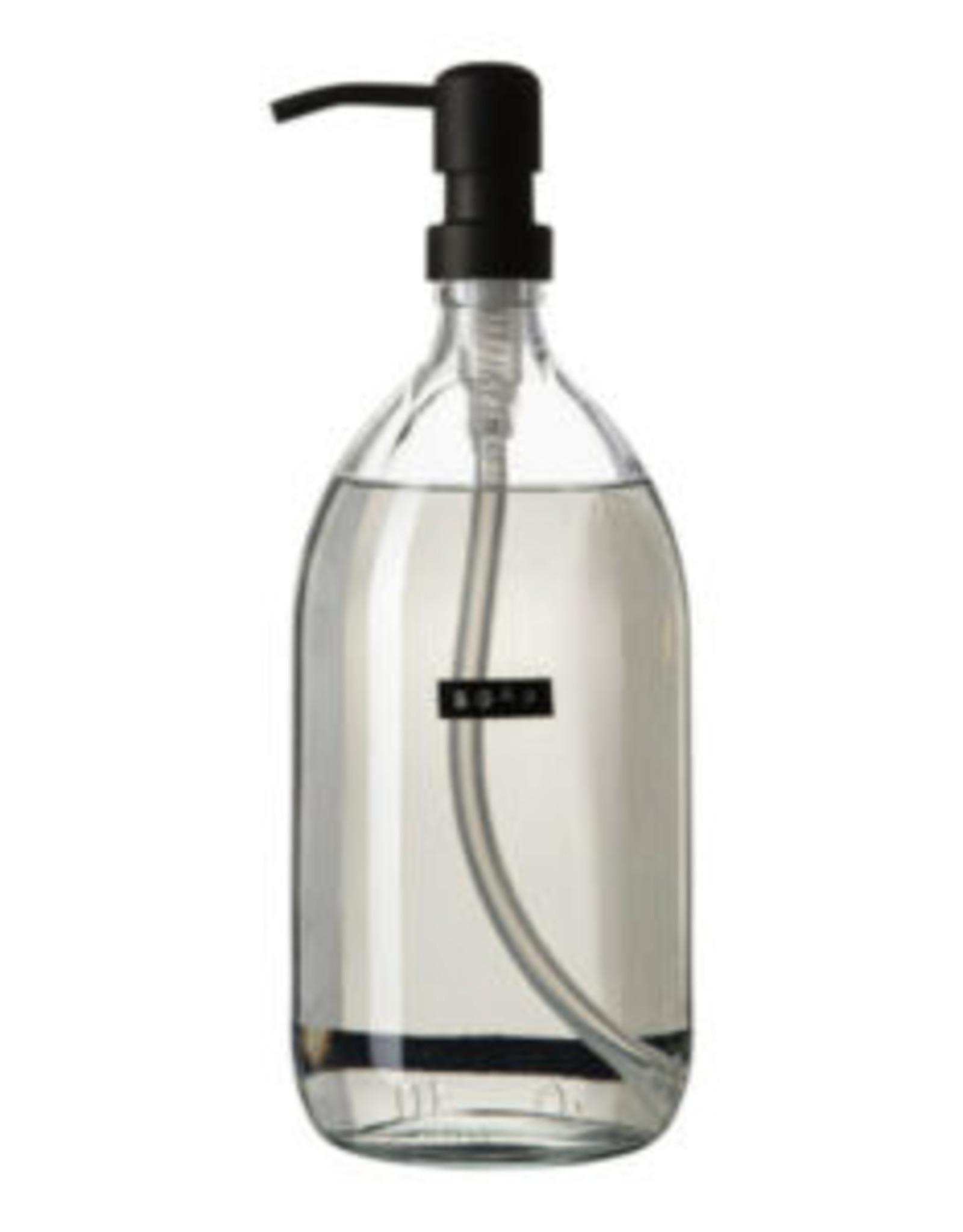 Wellmark Wellmark - Handzeep helder glas 1l - Soap