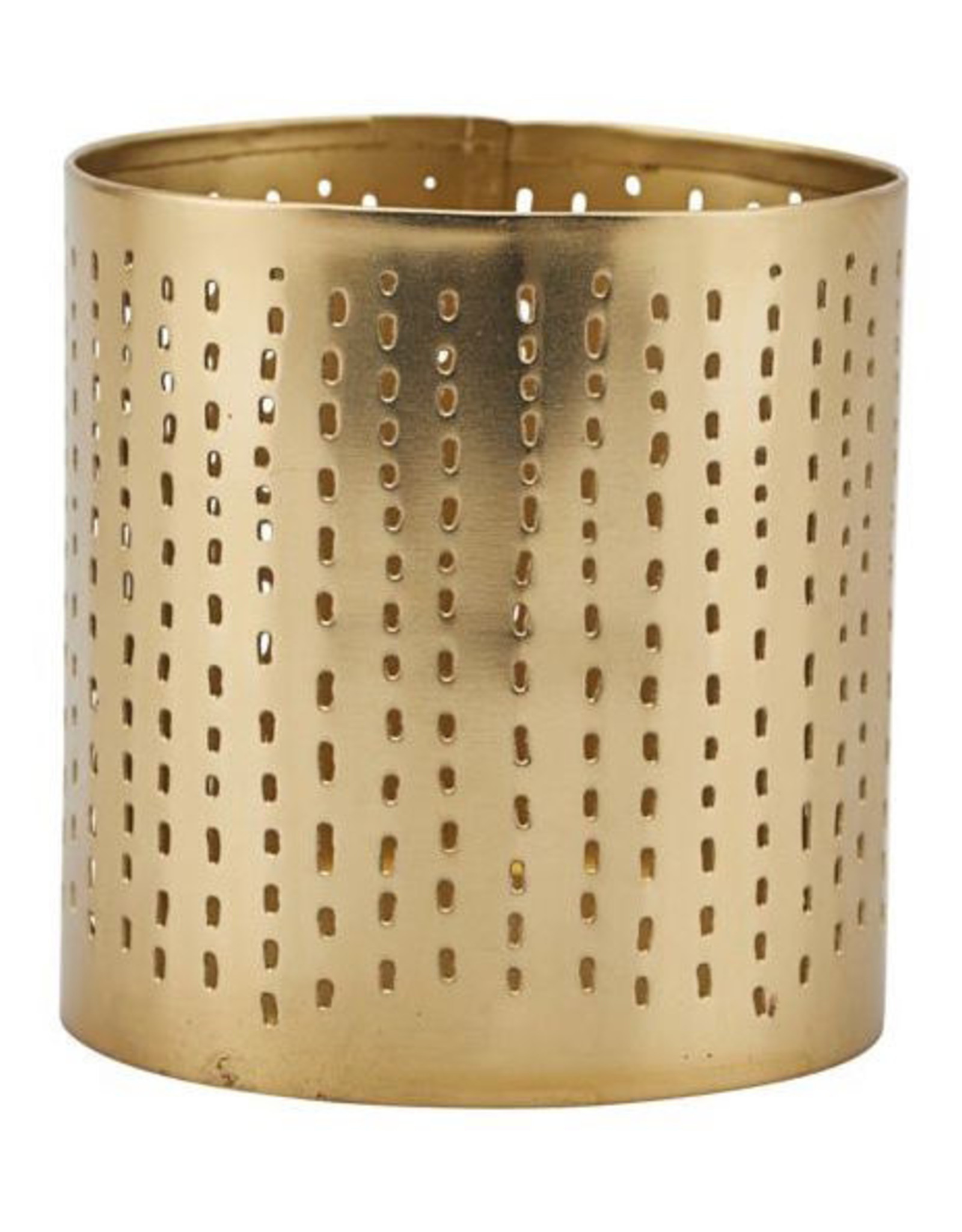 House Doctor House Doctor - Candle stand Wilma, brass small