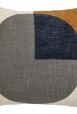 Bloomingville Bloomingville - Kussen Multi -color 40 x 40 cm