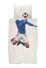 Snurk Snurk- Lakens Soccer Champ Blue 140/220