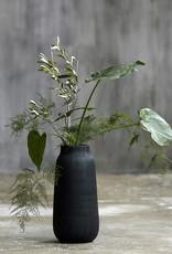 House Doctor House Doctor - Vase Groove Black Large
