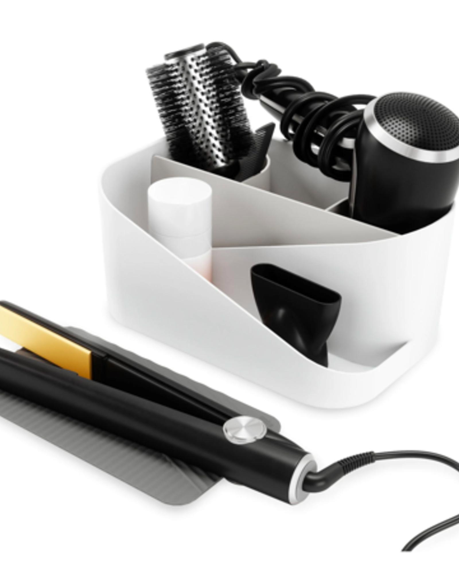 Umbra Umbra - glam hair tool organiser - White