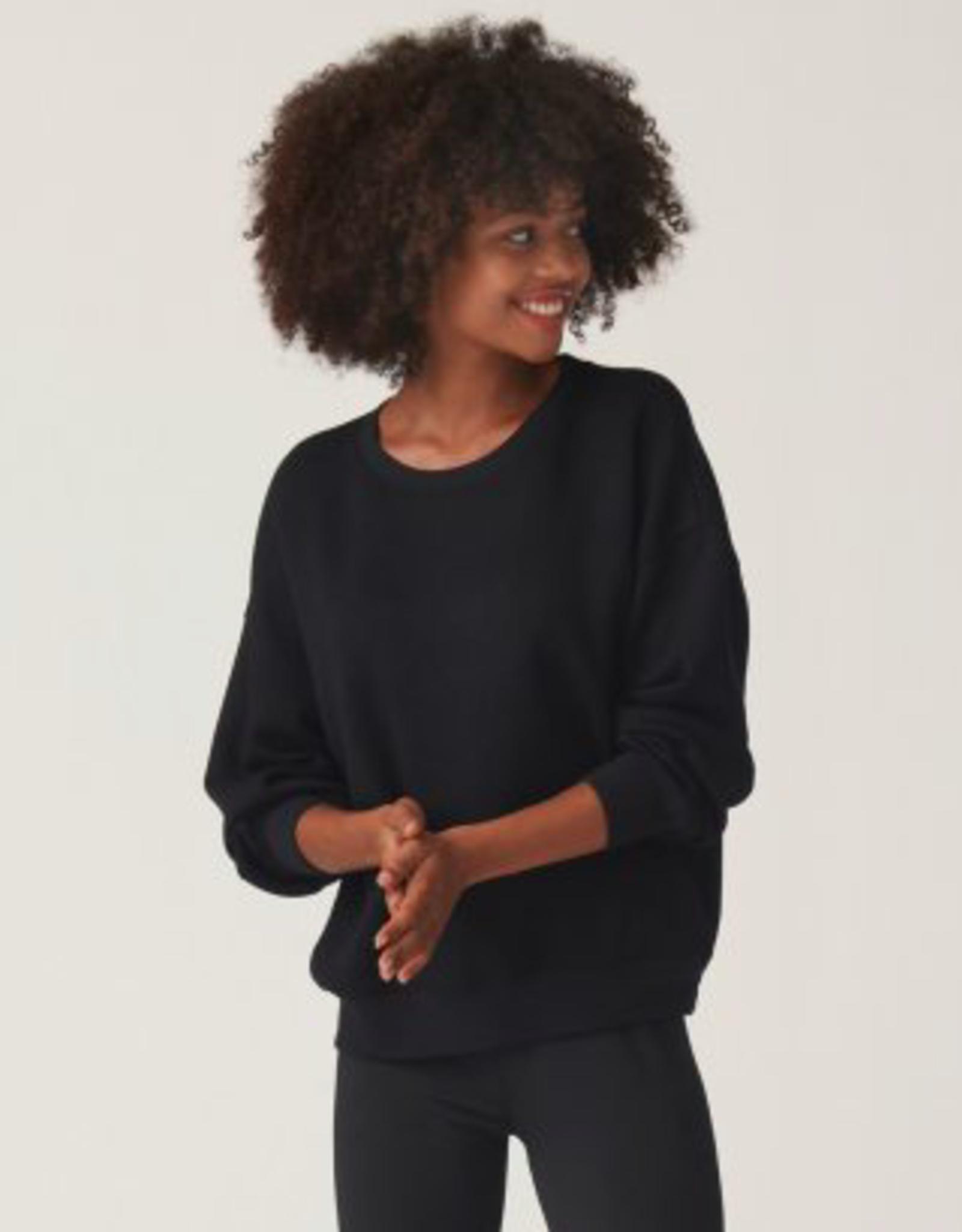 Moss Copenhagen MSCH - Ima sweatshirt Black