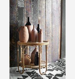 Madam Stoltz Madam Stoltz - Stoneware vase with handle large