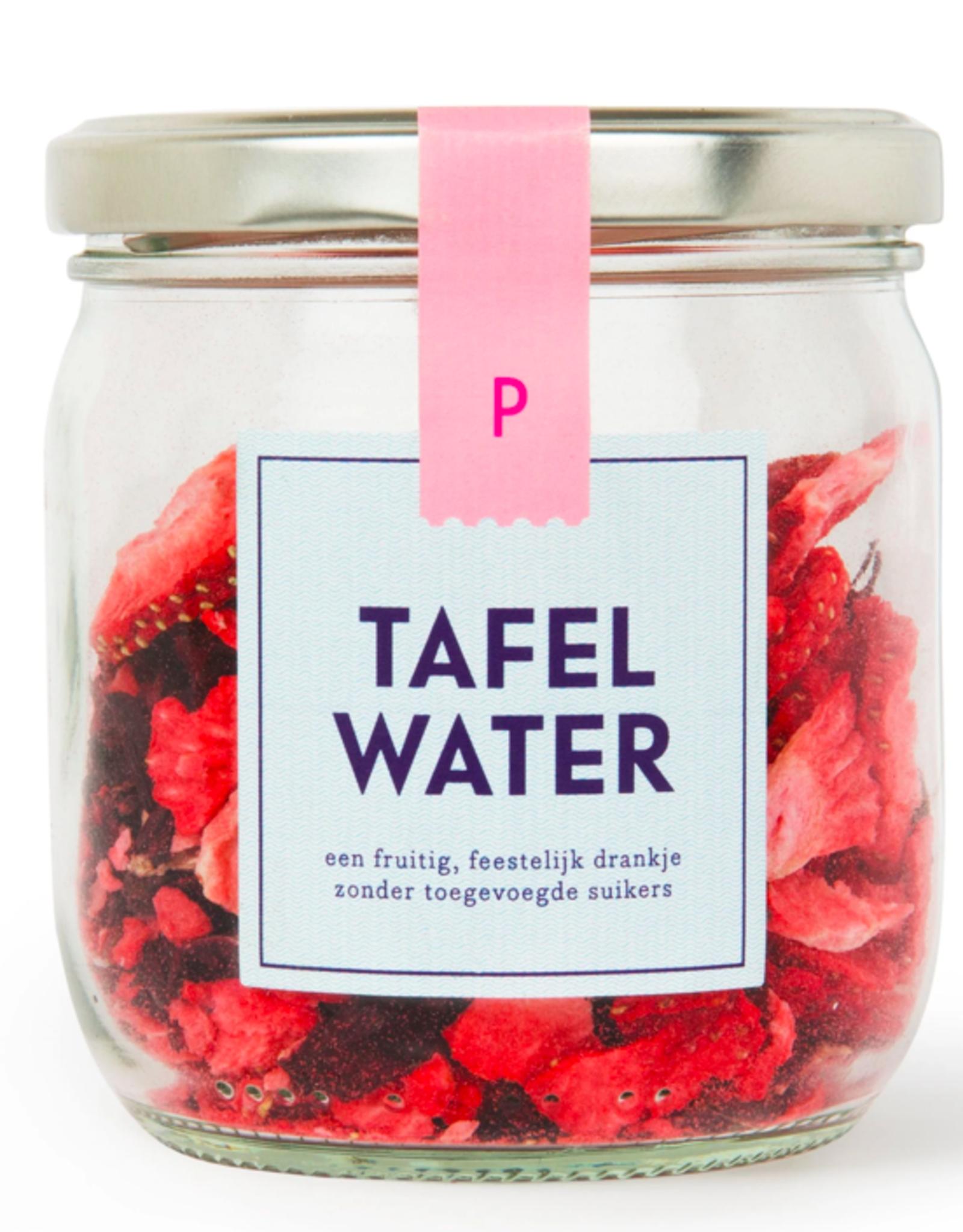 Pineut Pineut - Tafelwater Refill - Aardbei & Hibiscus